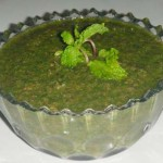 Mint (Pudina) Chutney Recipe