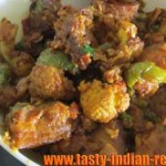Gobi Simla Mirch Recipe