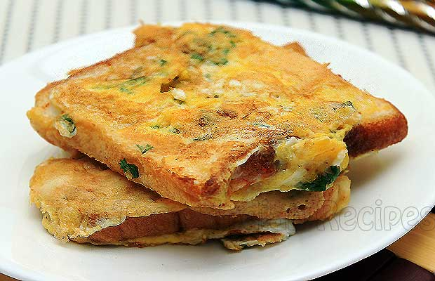 Egg Toast Recipe