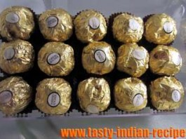 Easy chocolate recipes with pictures