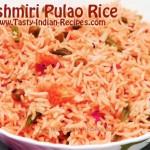 Kashmiri Pulao Rice Recipe