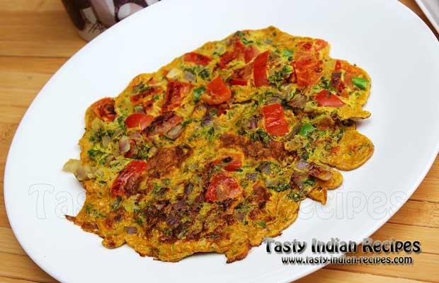 Masala Omelette Recipe