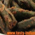 Lady Finger Pickle Recipe