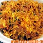 Raseeley Chawal Recipe