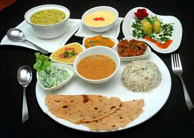 how to cook indian gujarati dinner meal