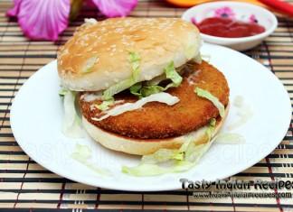 Mcdonald's Veggie Burger