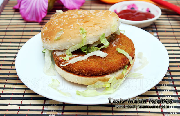 Mcdonald's Veggie Burger Recipe