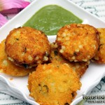 Sabudana and Potato Tikki