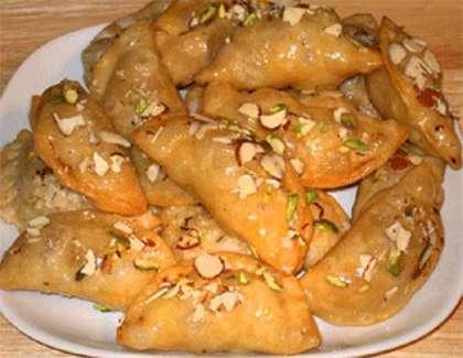 Teej Recipes
