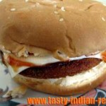 Vegetable Burgur Recipe