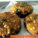 Sabudhana (sago) and Potato Tikki Recipe