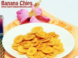 Banana Chips Recipe