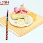 Banana Chips Recipe Step 2