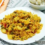 Cauliflower Pulao Recipe