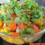 Chickpea Salad Recipe top