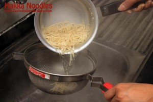 Hakka Noodles Recipe Step 2