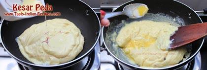Kesar-Peda-Recipe---step-3