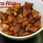 Sukha Aloo Recipe