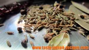 Whole Garam Masala for making biryani