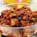 Aloo Matar Mughlai Recipe