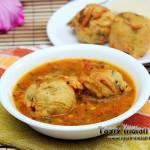Batata Vada Sambar Recipe