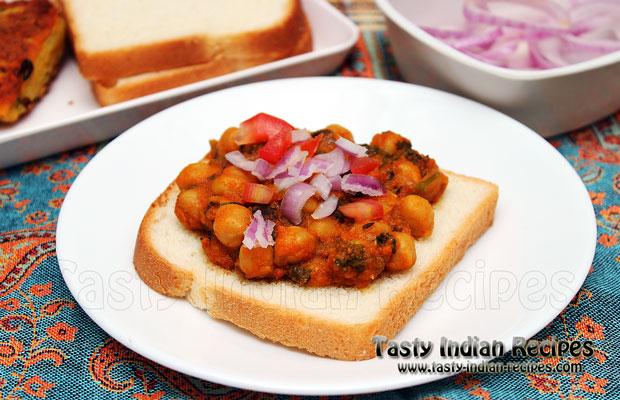 Bread Channa