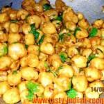 Chickpea Masala Recipe