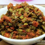 Gawar Ki Sabzi Recipe