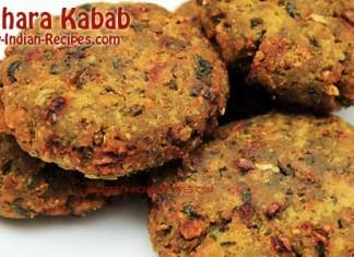 Hara Bhara Kabab Recipe--Featured