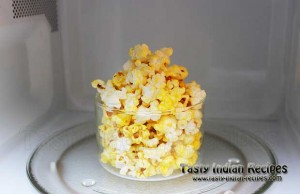 Microwave Popcorn Recipe step 4