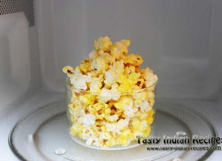 Microwave Popcorn Recipe step 4
