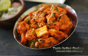 Mixed Vegetable Handi