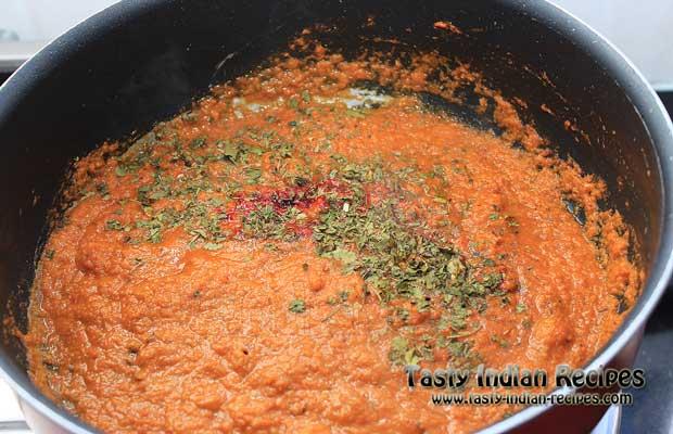 Mixed Vegetable Handi Recipe- Step7