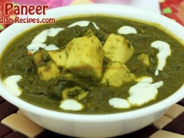 Palak Paneer Recipe Featured
