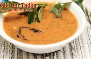 Punjabi Dal Tadka - Featured