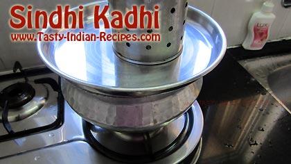 Sindhi Kadhi Recipe Step 10