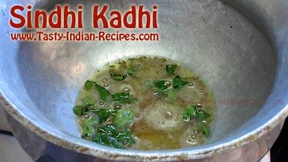 Sindhi Kadhi Recipe Step 2