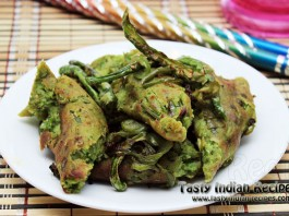 Veg Chilli Milli Kebab Recipe