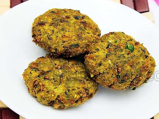 Vegetable Kababs
