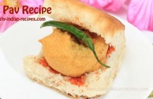 Vada Pav Recipe Featured