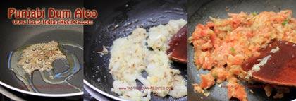 Punjabi Dum Aloo Recipe step 2