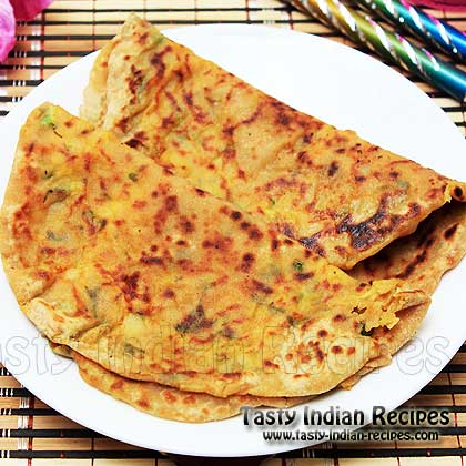 Aloo Cheese Paratha