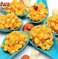 Boondi Halwa -Featured