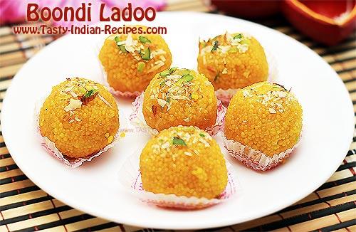 Boondi Ladoo Recipe Sweet Boondi Ladoo Recipe