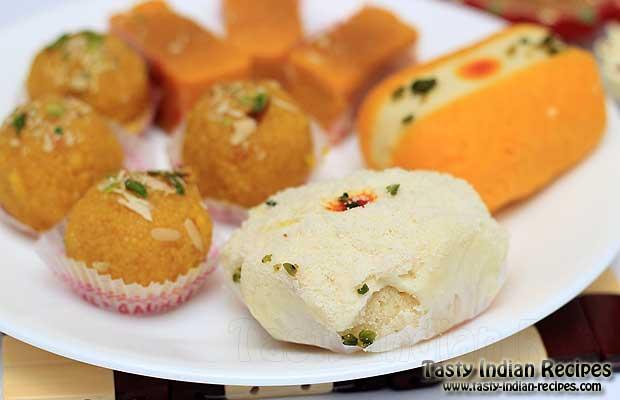Sandesh (Bengali Sweet)