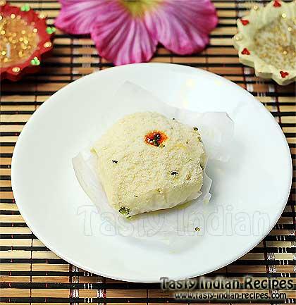 Bengali Sandesh