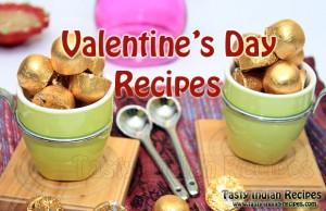 Valentine Day Recipes