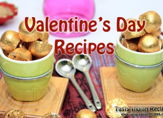 Valentine Day Recipes