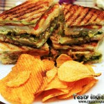 Vegetable Grill Sandwich Recipe