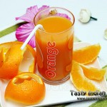 Fresh Orange Juice Recipe